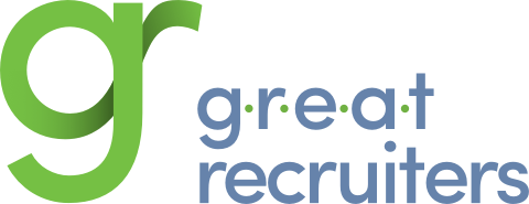 Great recruiters content logo
