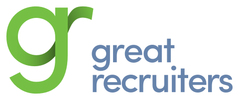 Great recruiters logo