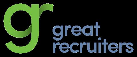 Great recruiters logo